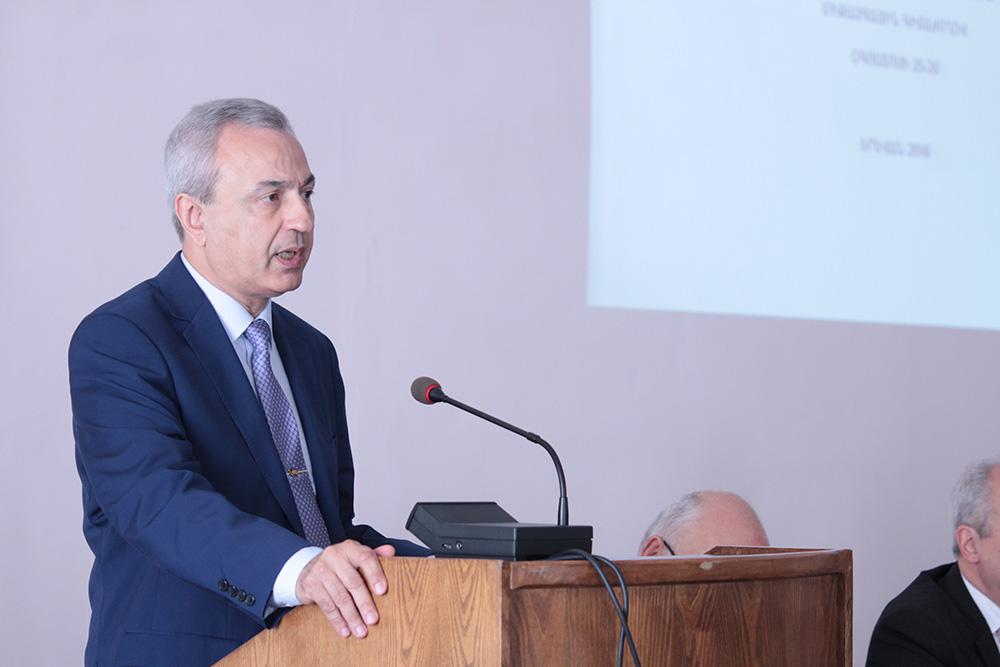Սինոփսիս Արմենիա ընկերության գործադիր տնօրեն Հովիկ Մուսայելյան