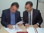 Հայագիտական կենտրոնի ստեղծման մասին պայմանագիրը ստորագրում է -Դոնի Ռոստովի  հայկական համայնքի նախագահ Արտյոմ Սուրմալյանը