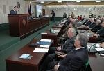 Первый юбилейный симпозиум 2012-го года в рамках сотрудничества ЕГУ и МО РА.